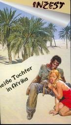 Heiße Tochter in Afrika